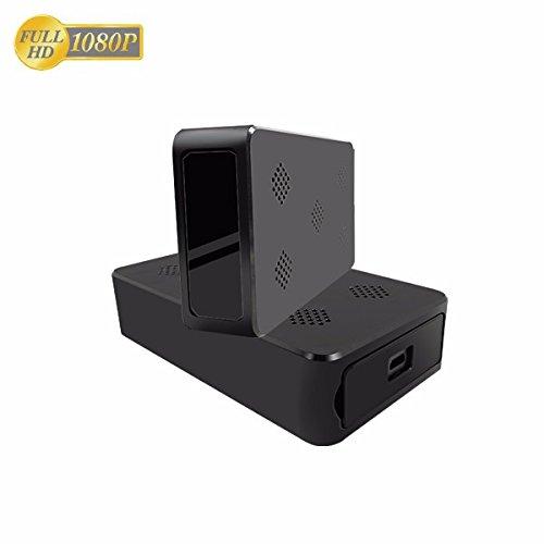 BriReTec® Mobile Spy-Cam Blackbox1080p,Nachtischt, Bewegungsmelder Pir Sensor,14 Tage Standby