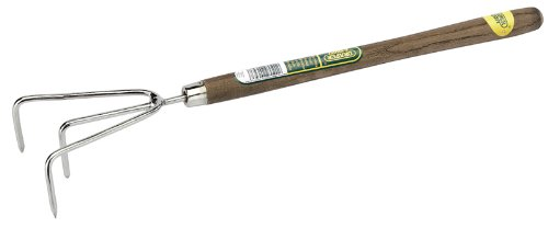 Draper 20643 Stainless Steel Hand Cultivator