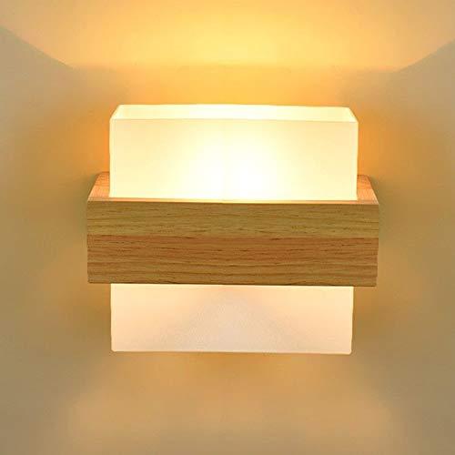 Mao&Long Einfach/LED / Neuheit Wandlampen & Wandlampen Holz/Bambus Wandleuchte 220V 5W -