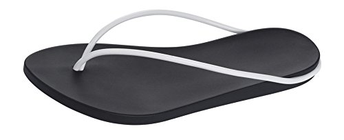 Flip-flops Ipanema with Starck M Black and White