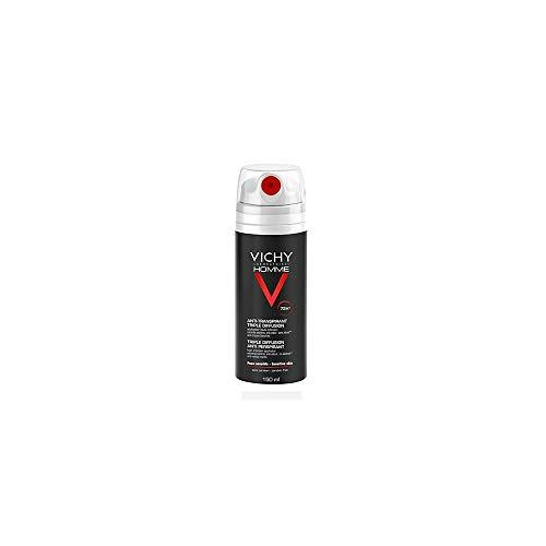 VICHY HOMME Desodorante Spray Antitranspirante Triple