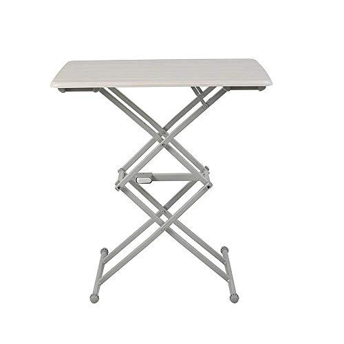 AFOLDING TABLE Outdoor Klapptisch, Restaurant kreativer tragbarer Kleiner Multifunktions-Tisch 64 * 45 * 68cm weiß - Restaurants Terrasse Tisch