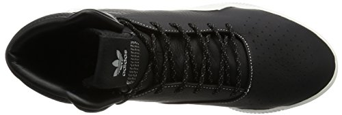 adidas Tubular Instinct Boost, Sneaker a Collo Alto Uomo Black White