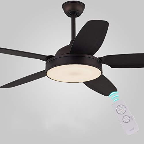 La luz de techo del ventilador, Veleta retro moderno simple LED antiguo,...