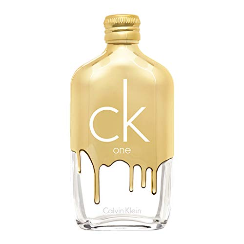 Calvin Klein CK One Gold unisex, Eau de Toilette, Vaporisateur / Spray, 1er Pack(1 x 50 ml)