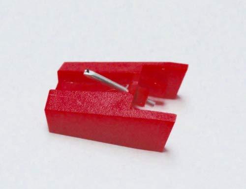 Vinyl Guru Diamant-Nadel für Ion Profile-Pro-Plattenspieler, auch für Ion Profile-, Profile Plus-, Profile LP USB Deluxe-, iProfile-, iTTUSB05-, Ion iTTUSB-, Ion iTTUSB10-, Ion iTTCD10-, Ion iPTUSB-, Ion TTUSB05-, Ion TTUSB-, Ion TTUSB10-, Ion PTUSB-, Ion LPDOCK-, Ion iTT03X-, Ion iDJ03-, Ion DJ02M-Plattenspieler, mit schützender Aufbewahrungsbox