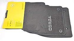 Original Opel Velours Premium Fußmatten Opel Corsa D 1724072 !!NEU!! Top Angebot