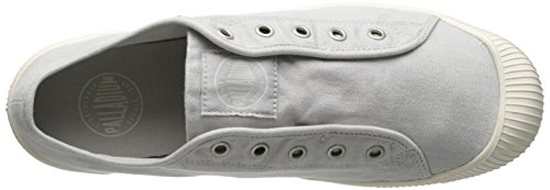 Palladium Women's Flex Slip On Tuxedo Oxford Lunar Rock