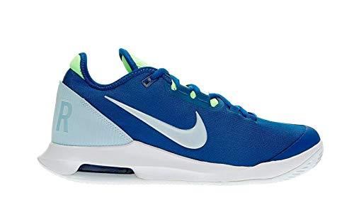Nike Nike Air Max Wildcard Clay Men'S Te - indigo force/half blue-white-volt g, Größe:12 - Nike Post