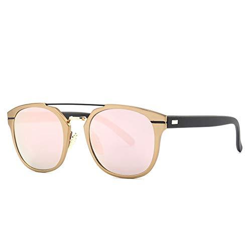 Thirteen Sonnenbrille-Frauen, Farbige Reflektierende Sonnenbrille, Brillen-Frauen des Fahrens Im Freien Für Das Fischen-Laufen-Radfahren, Das Ski UV400 Fährt (Color : B)
