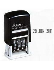 Shiny Self Ink Mini Dater Stamp