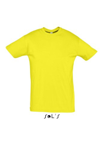SOL´S Regent T-Shirt 150 Lemon
