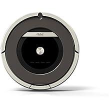 iRobot Roomba 871 Robot Aspirador Potente, Rendimiento de Limpieza, Sensores de Suciedad Dirt Detect