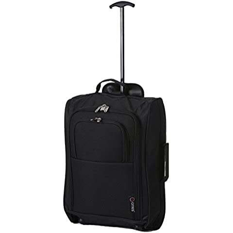5 Cities Cabin Trolley bagaglio 55x40x20cm mano