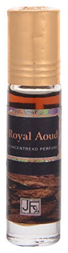 ROYAL AOUD ATTAR perfume 100% ALCOHOL FREE FOR MEN & WOMEN (ROLL ON 8 ml)  available at amazon for Rs.80