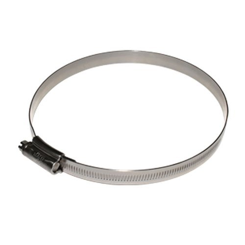 Jubilee Clip (1 x JCS HI-GRIP HOSE CLIPS SIZE 140 STAINLESS STEEL 110-140mm JUBILEE 6 & 6X by All Trade Direct)