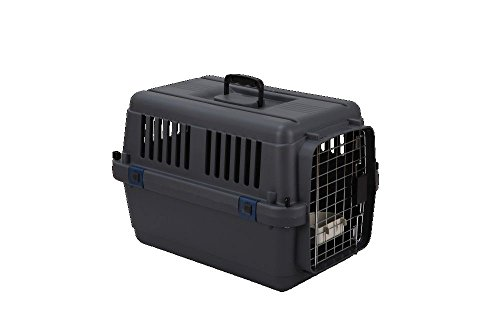 Smarty Pet Paws For A Cause Fight Cage Iata Approved 20 Inch Black