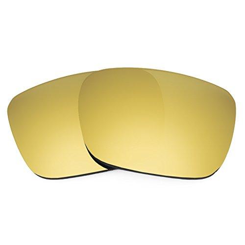 Revant Ersatzlinsen für Spy Optic Helm Polarisierung Elite Gold MirrorShield®