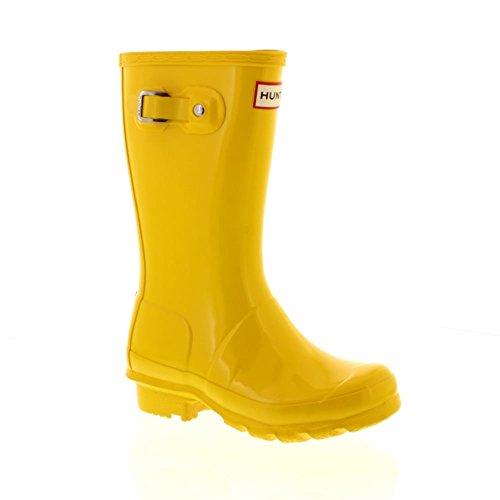 Hunter Girls' Gloss Wellington Boots