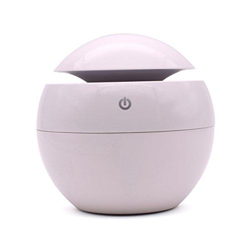 HOX Luftbefeuchter Kreativ - Usb, Mini - Duft - Lampe,YX003 Weiße