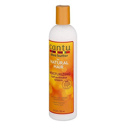 Cantu Shea butter Moisturizer Curl Activator Cream, 355 ml