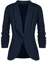 Marrone it Abbigliamento Donna Amazon Tailleur giacche e gq456
