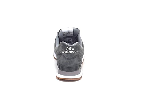 New Balance Ml574 D (13h), Baskets Basses Homme Grigio