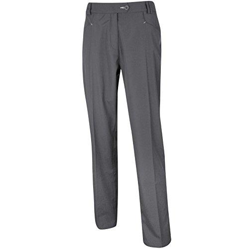 Island Green Ladies All-Weather Trouser Pantalon Femme, Gris...