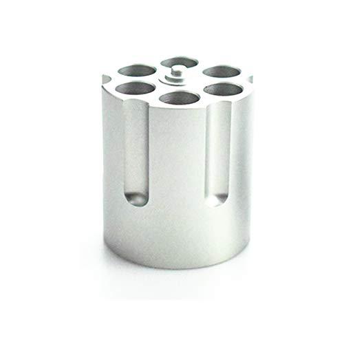 chenguId Schreibtischablage Stifthalter mit 6 Patronen Stifthalter Hochleistungs-Anti-Rutsch-Office-S