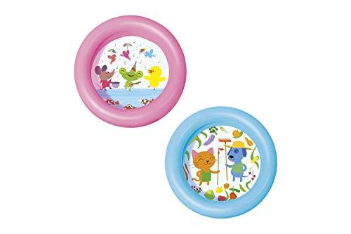 Piscina Hinchable Infantil Bestway Kiddie 2-Anillos, colores surtidos al azar