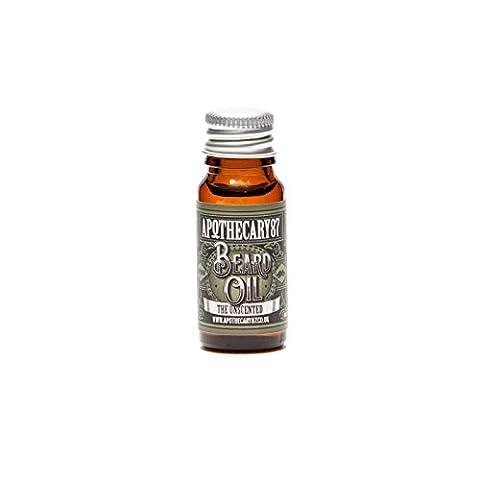 Apothicaire 87 - L'huile parfum barbe