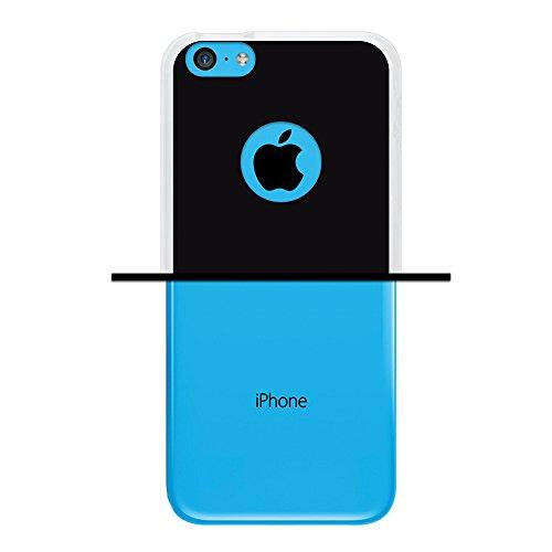 iPhone 5C Hülle, WoowCase Handyhülle Silikon für [ iPhone 5C ] Basketball Handytasche Handy Cover Case Schutzhülle Flexible TPU - Transparent Housse Gel iPhone 5C Transparent D0006