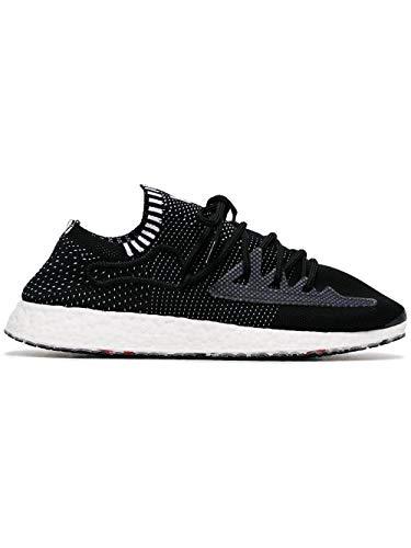 100% authentic 027e3 ef3f4 adidas Y-3 Yohji Yamamoto Sneakers Uomo F97404 Poliammide Nero