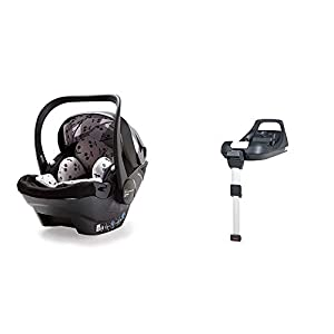 Cosatto Dock i-Size 0+ Car Seat, Mademoiselle with Baby Car Seat Base   1