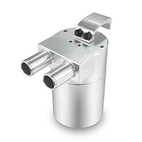 Heinmo Hochleistungs-Reservior Ölfangkanister für N54 335i 535i Silber