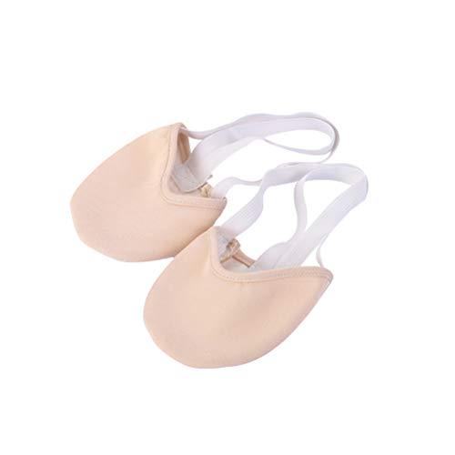 HEALLILY 1pc Tanzsocken Fitness Ballettsocken Strümpfe Sportsocken für Frauen Mädchen (Farbe der Leder) il Colore Della Pelle