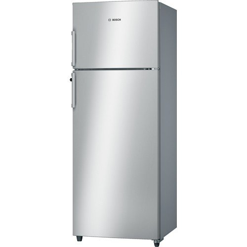Bosch 288 L 3 Star Frost-free Double Door Refrigerator (kdn30vs30i, Silver)