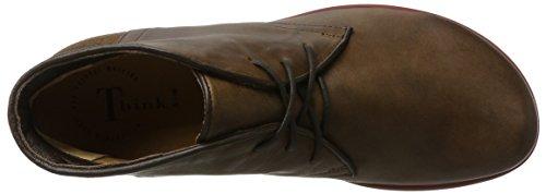 Think! Kong, Desert Boots Homme Marron (Espresso/kombi 42)