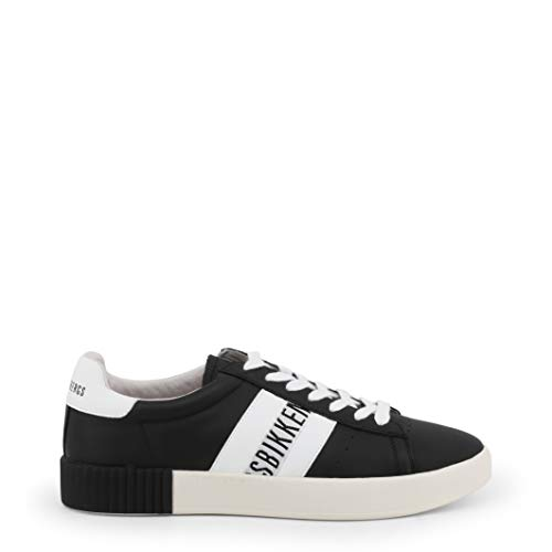 Bikkembergs Scarpe Basse Sneakers Uomo Nero (Cosmos_2434)