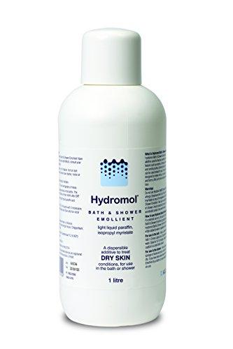 Hydromol Badewanne und Dusche Emollient, 1Liter