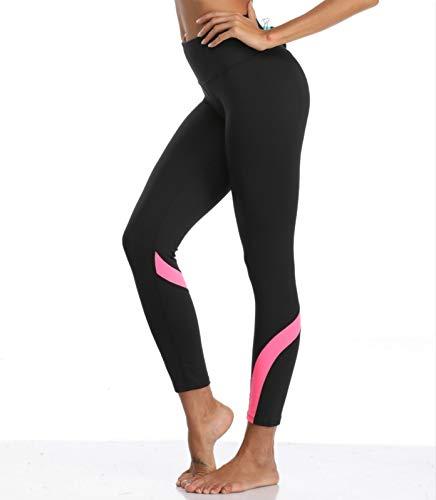 V FOR CITY Damen Lauf Workout Leggins Winter Yoga Pants Fitnesshose Leggings Jogginghose M
