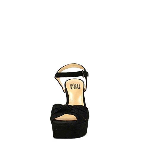 Bibi Lou 743P30VK Sandalo Con Tacco Donna Nero
