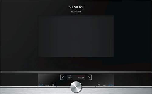 Siemens bf834rgb1integrierter Mikrowelle nur 21L 900W Schwarz Mikrowelle–Mikrowelle...