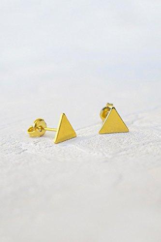 boucles-doreilles-puces-clous-geometriques-plaque-or