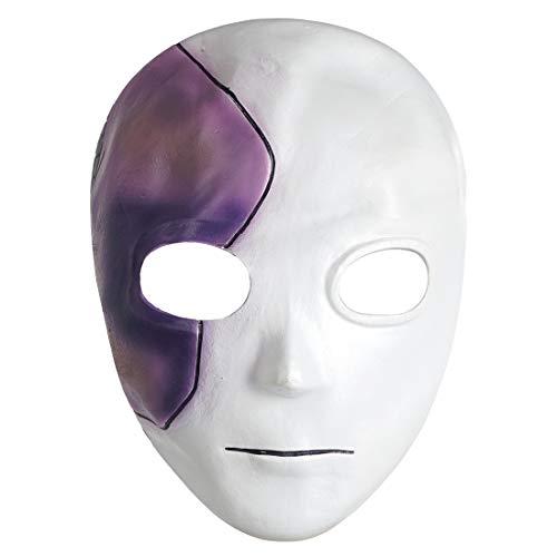 CoolChange Sally Face Latex Maske von Sal Fisher