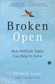 Broken Open Publisher: Villard
