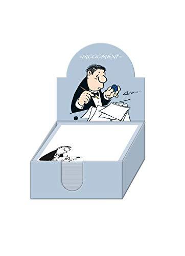 Loriot Zettelbox Herr: Humorvoll notiert - Notizzettel für Ihre Gedanken und Ideen