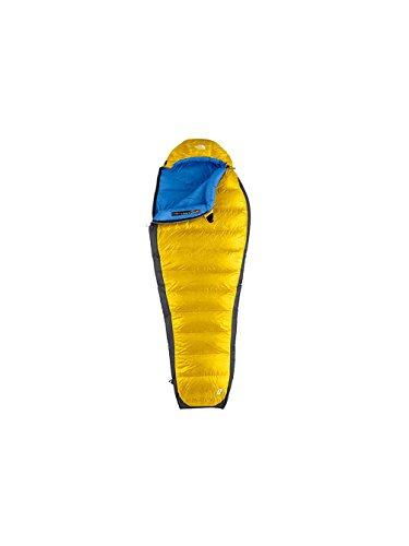 The North Face Unisex Schlafsack Gold Kazoo, sunshine yellow, 183 x 76 x 76 cm, T0ASKC703RH