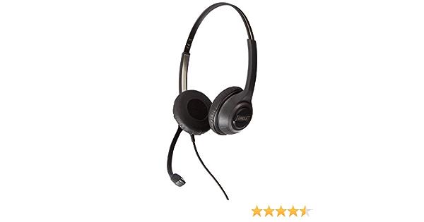 Sennheiser Sc 260 Double Sided On Ear Headset With Elektronik