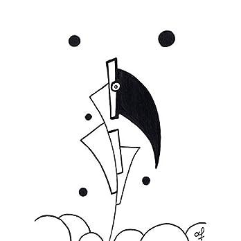 Olivier Cornil – Idées noires – Tuschezeichnung – 15 x 20,5 cm